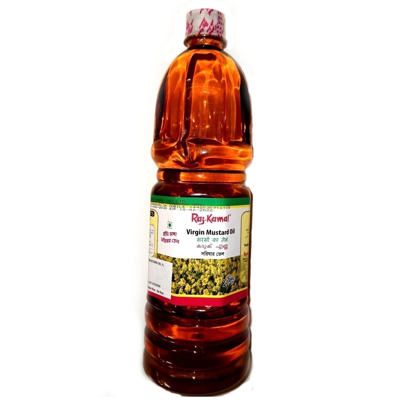 Mustard Oil 1Kg Raj