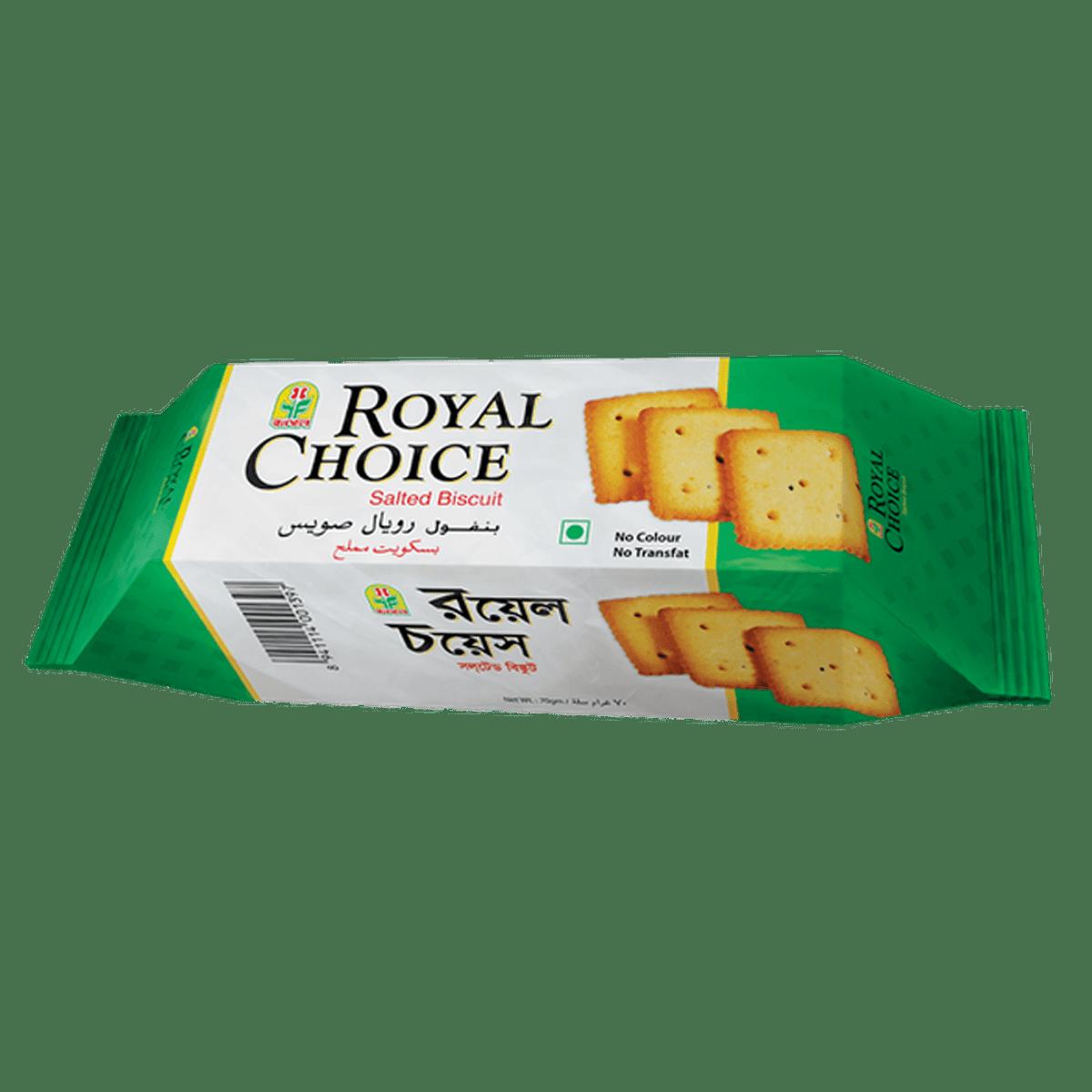 Royal Choice 70G Banoful