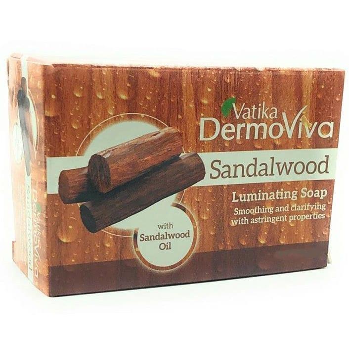 Soap Sandalwood 125G Vatika