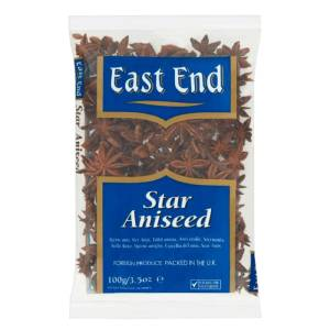 Aniseed 150g East End