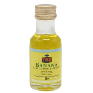 Banana Flavouring Essence 28 ml TRS