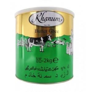Butter Ghee 2 Kg Khanum