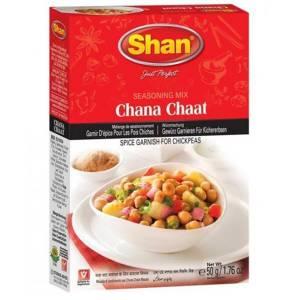 Chana Chaat Masala 50G Shan