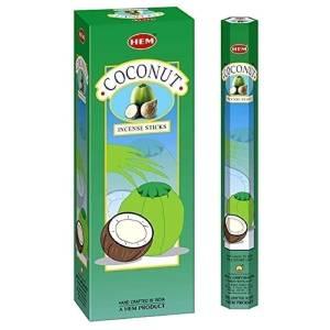 Coconut Incense Sticks20Pieces Hem