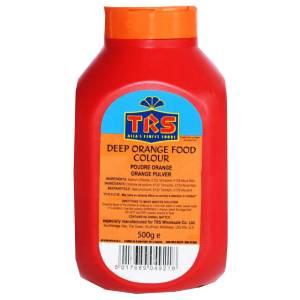 Food Color Deep Orange 500g TRS