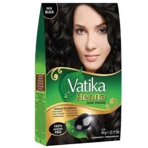 Henna Black 60G Vatika