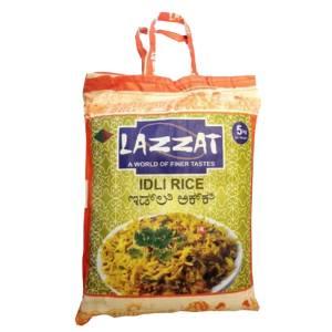 Idli Indian Rice 5kg Lazzat