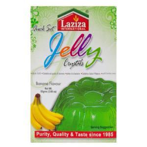Jelly Banana 85g Laziza