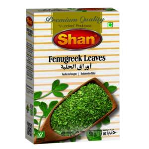 Methi Leaves 50g Shan