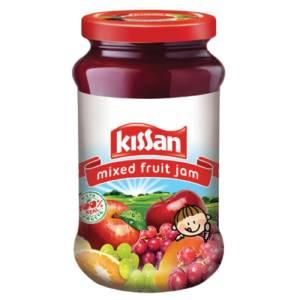 Mixed Fruit Jam 500g Kissan