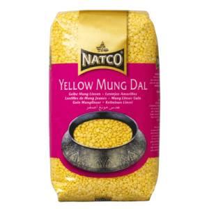 Mung Dal 1kg Natco