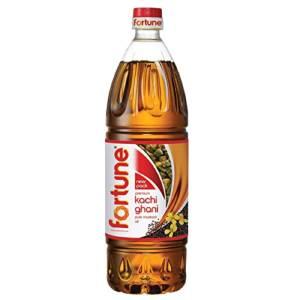 Mustard Oil Ghani 1L Fortune