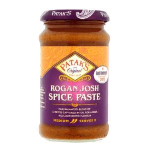 Rogan Josh Spice Paste 283G PATAKS