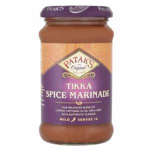 Tikka Spice Marinade 300Gm PatakS