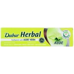 Toothpaste Aloe Vera Herbal 100Ml Dabur