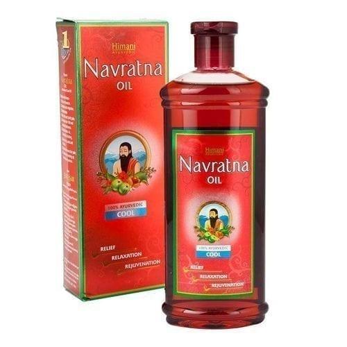 Ayurvedic Oil 500ml Navratna