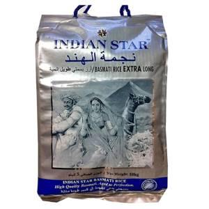 Basmati 10kg Indian Star