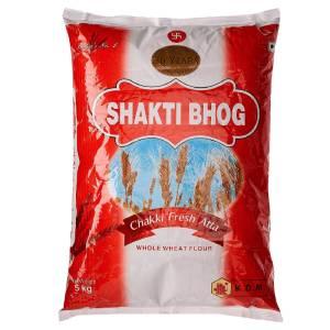 Chakki Atta 5kg Shakti Bhog
