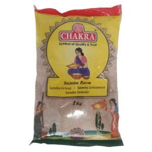 Idli Rava 1kg Chakra