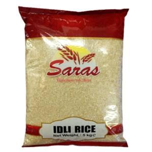 Idli Rice Saras 5kg Saras