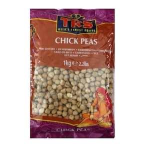 Chick Peas 1kg TRS