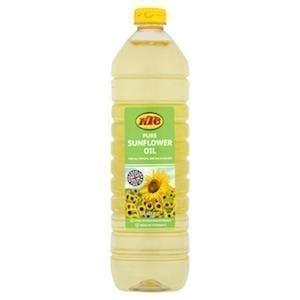 Sunflower Oil 1L KTC