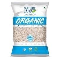 Urad Dal Organic 1kg Nature Land
