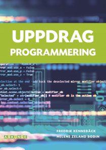 9789177670599 Uppdrag programmering omslag