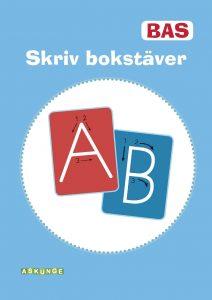 BAS Skriv bokstäver