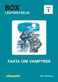 BOX Fakta om vampyrer LR
