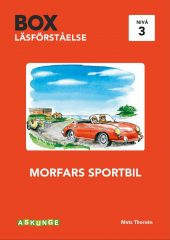 Box Morfars sportbil LR