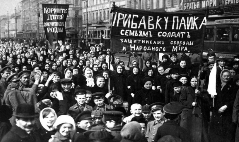 Le donne del 1917 - Assalto al cielo