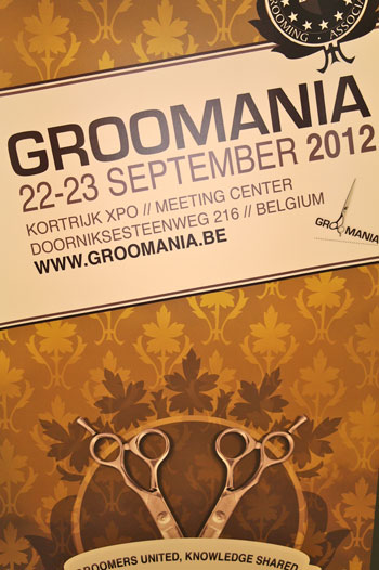 Groomania 2012