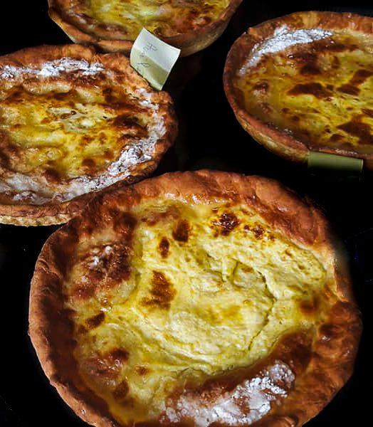 Gateau au fromage artisanal