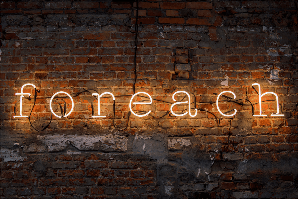 Foreach_#project _14