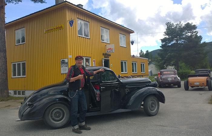 50-talls kafe'n Glopheim Kafe