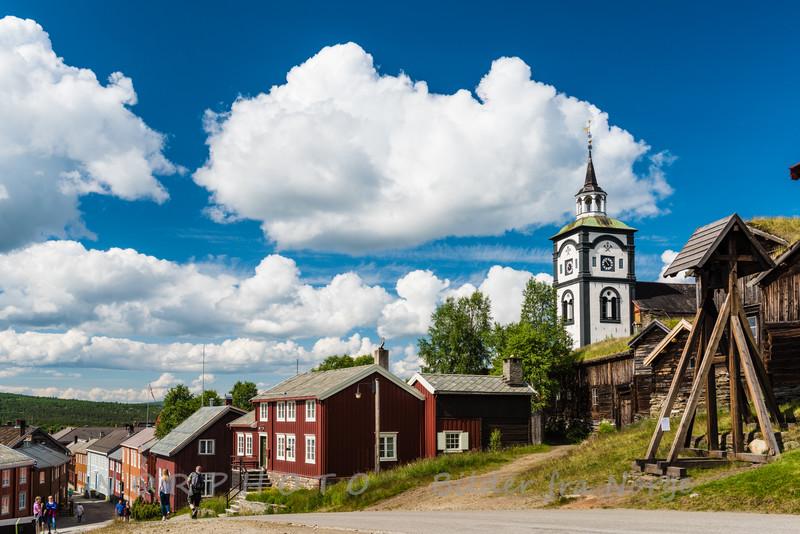 Verdensarvstedet Røros – Gruvehistorie