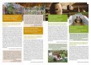 """Brochure de l'exposition """"10 ans de coopération Nord-Sud"""" à Saint-Gilles"""