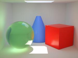 Octane render : optimisation du rendu. Un exemple en Pathtracing d'un scène d'intérieur : 10 minutes de rendu.