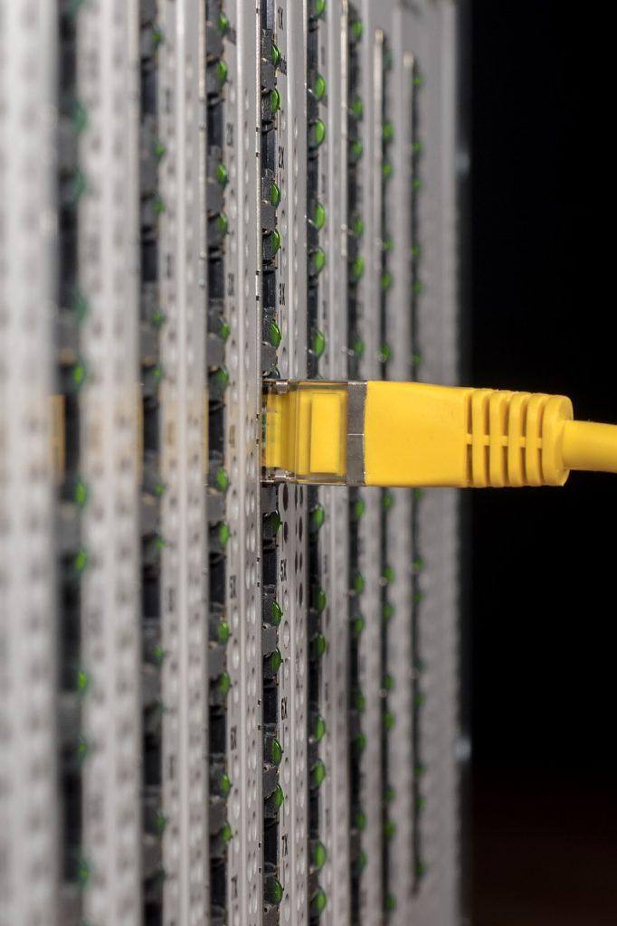 it, server, server cabinet