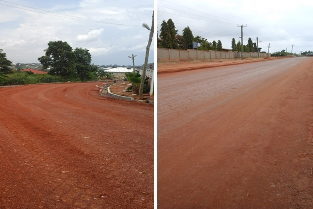 MINOR REHABILITATION OF BUOBAI AT DUASE AREA ROADS
