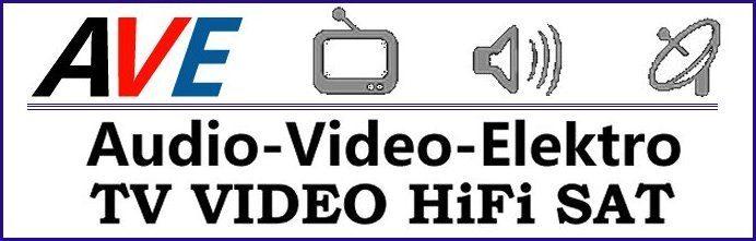 AVE – Audio Video Elektro