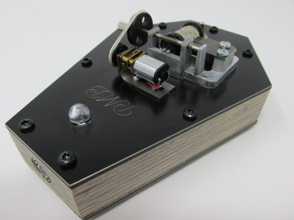 Para4ce PMB - Paranormal Music Box