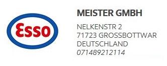 Esso Meister GmbH