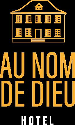 Au nom de Dieu - Hotel logo