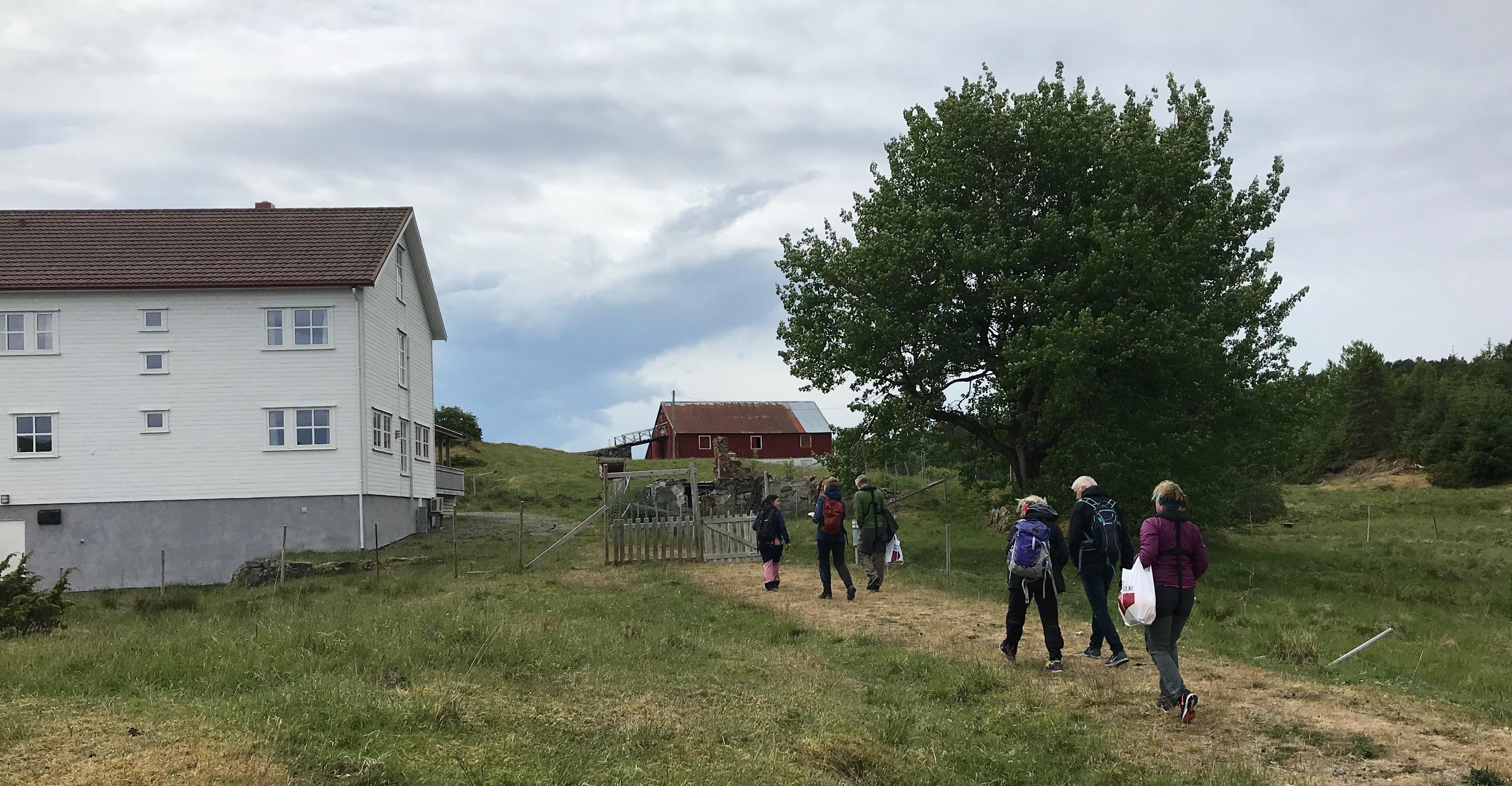 Kjentmannspost Aunøya Hitra