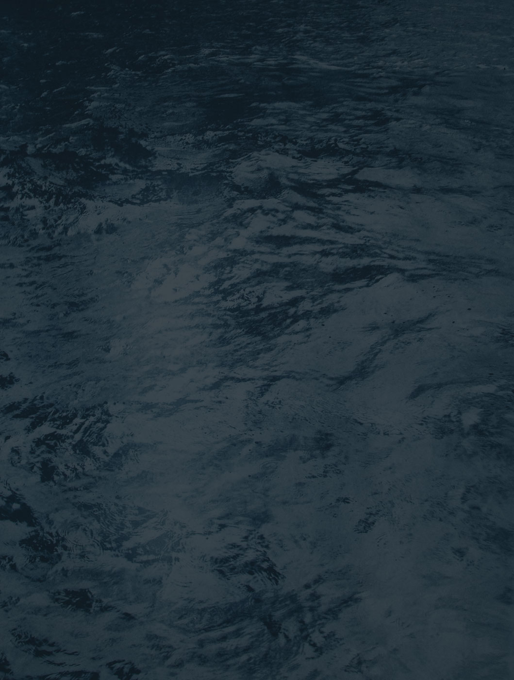 Lufteinschluss I (unterseeische Erscheinung über Wasser)