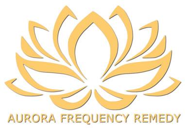 Logo AURORA FREQUENCY REMEDY