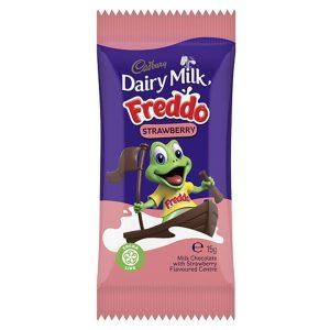 Freddo Frog strawberry