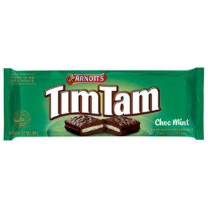 Tim Tam choc mint
